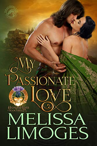 My Passionate Love by Melissa Limoges