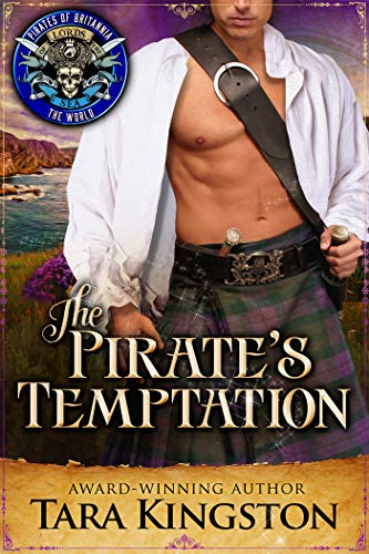 The Pirate's Temptation by Tara Kingston