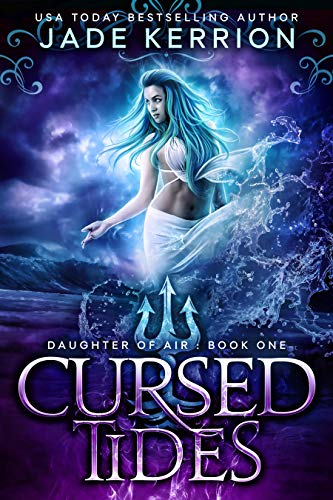 Cursed Tides by Jade Kerrion