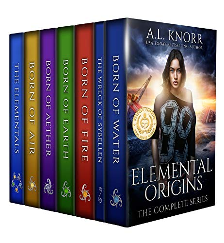 Elemental Origins: The Complete Series by A.L. Knorr