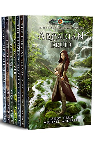 Tales of the Feisty Druid Omnibus (Books 1-7) by Michael Anderle