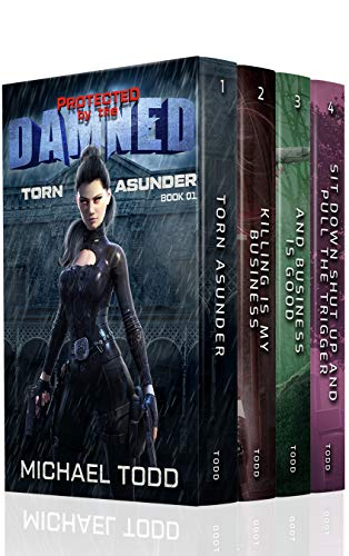 Protected by the Damned Boxed Set 1 by Michael Todd