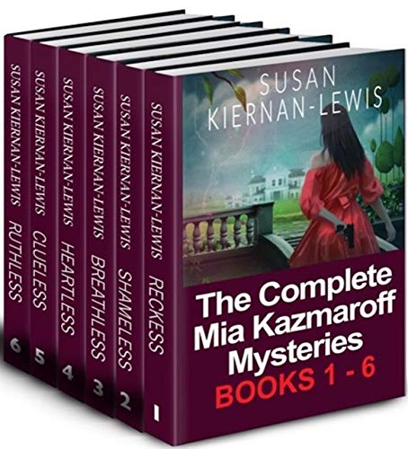 The Complete Mia Kazmaroff Mysteries, Books 1-6  by Susan Kiernan-Lewis