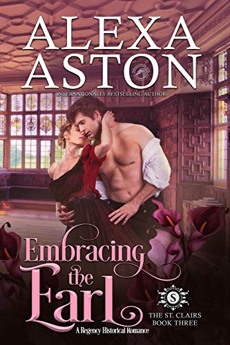 Embracing the Earl by Alexa Aston